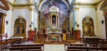 Iglesia de San Miguel de Mula