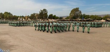 94 aniversario de la legion en viator