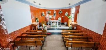 interior de la ermita de la virgen del pasico