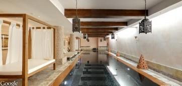 piscina cubierta del hotel intercontinental mar menor golf resort